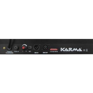 2-KARMA DJ LED205S - BARRA