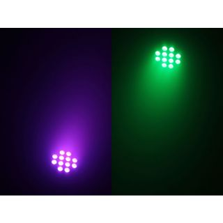 2-KARMA LED PAR64-10WQ - PA