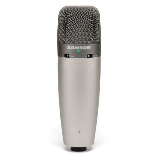 2-SAMSON C03U Recording Pod