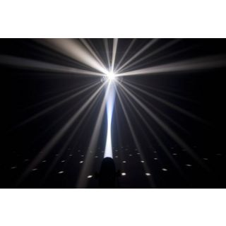 2-CHAUVET LED PINSPOT360 -