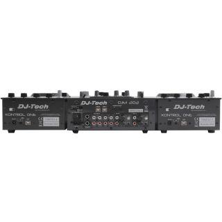 2-DJ TECH Hybrid 202 Compac