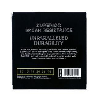 2 Ernie Ball - 3371 Paradigm Regular Slinky 10-46 Gauge 3 Pack