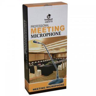 0-BESPECO GM4018 microfono scatolo