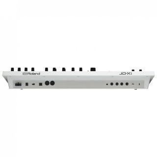 Roland JDXI WH sintetizzatore bianco retro