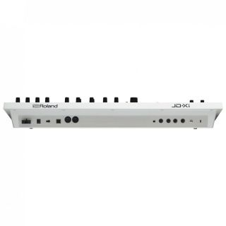 ROLAND JDXi WH Synth Bianco_side