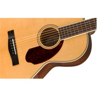 Chitarra Elettroacustica Fender PM-2 Standard Parlor Natural con Case 02