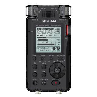 TASCAM DR 100 MKIII - Registratore Stereo Portatile_front