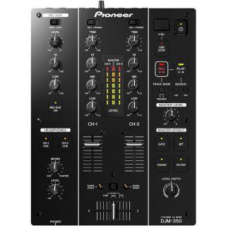 3-PIONEER CDJ350 + DJM350 +