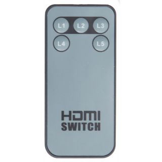 3-KARMA SW 5 - SWITCH HDMI