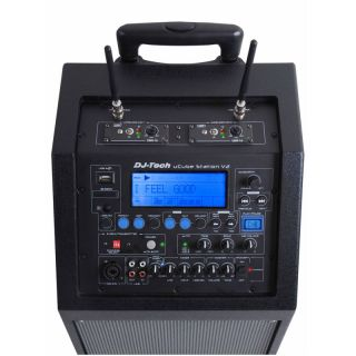 3-DJ TECH UCUBE STATION V2