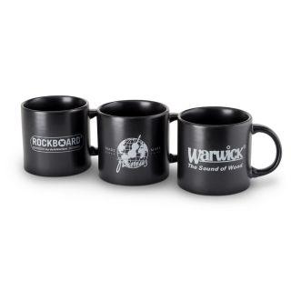 3 Rockboard - PR RBO PRO CUP BLK Tazza da caffè