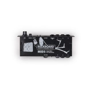 3 Rockboard - RBO B MOD 5 Cabinet Simulator + DI Patchbay