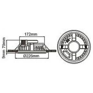 3-KARMA CSL 620 - Diffusore