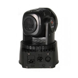 FLASH LED MOVING HEAD 7X10W retro