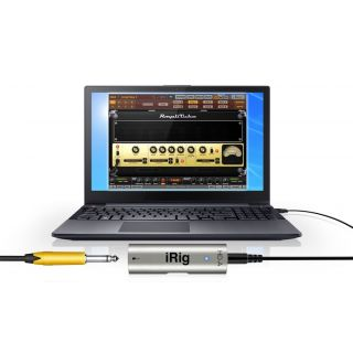3-IK MULTIMEDIA iRIG HD-A -