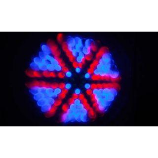 3-TRONIOS POLARIS DMX LED F