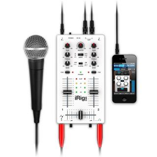 3-IK MULTIMEDIA iRig MIX -