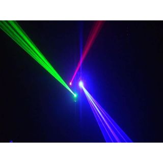 3-KARMA TRIDENT RGB - LASER