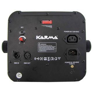 3-KARMA DJ LED214 - EFFETTO