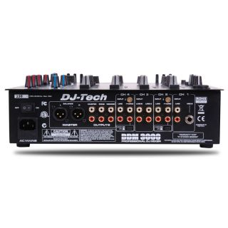 3-DJ TECH DDM3000 BLK - MIX