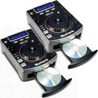 3-NUMARK CD DJ IN A BOX  -