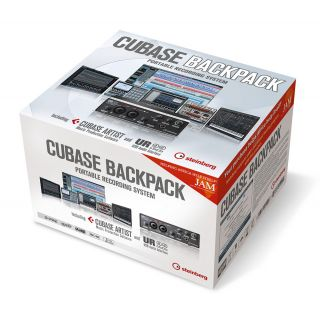 3-STEINBERG Cubase BACKPACK