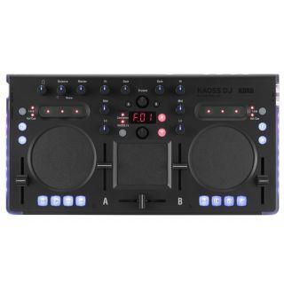 3-KORG KAOSS DJ - CONTROLLE