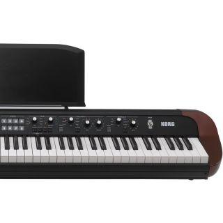 3-KORG SV1 88 - PIANOFORTE