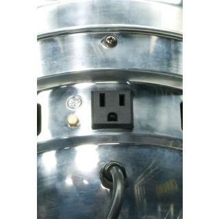 3-CHAUVET LED PAR64-36 - EF