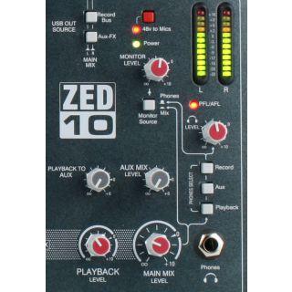 3-ALLEN & HEATH ZED10 Mixer