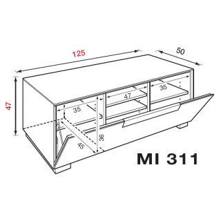 3-MUNARI MI311GR - MOBILE P