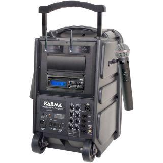 3-KARMA BM 891 - BOX AMPLIF