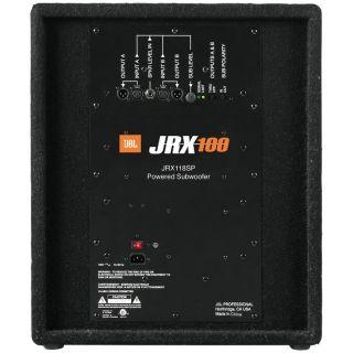 3-JBL JRX118SP - SUBWOOFER