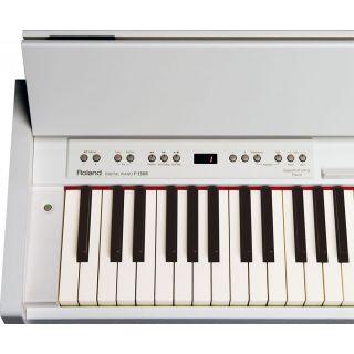 3-ROLAND F130R WH - PIANOFO