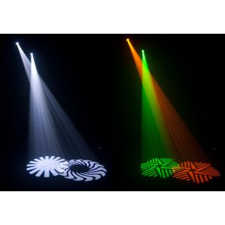 3-CHAUVET INTSPOT LED150 In