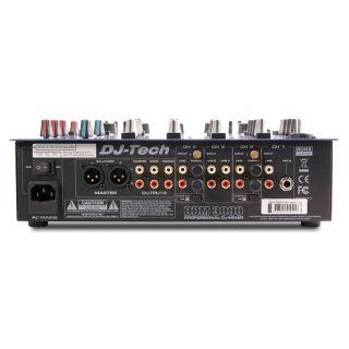 3-DJ TECH DDM3000 BLU MIXER