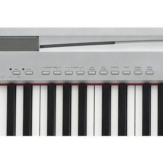 3-YAMAHA P95 Silver - PIANO