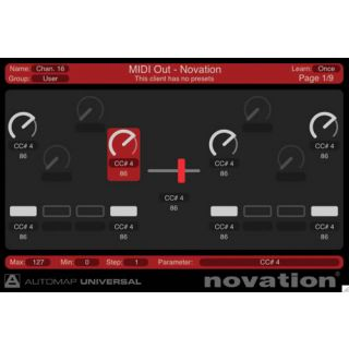 3-NOVATION Nocturn