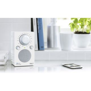 3-Tivoli Audio PAL BT White