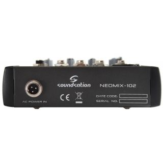 3-SOUNDSATION NEOMIX 102 -