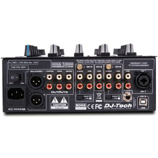 3-DJ TECH DDM2000USB - CLUB