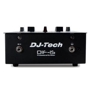 3-DJ TECH DIF-1S - MIXER DJ