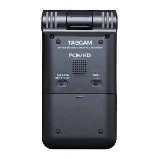 3-TASCAM DR-V1HD - REGISTRA
