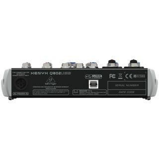 3-BEHRINGER XENYX Q802 USB