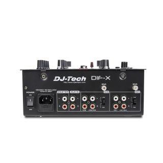 3-DJTECH DIF-X