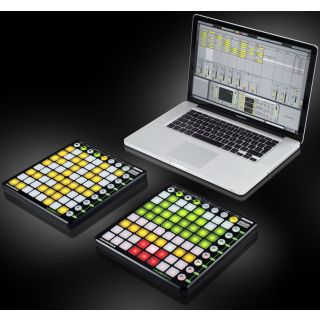 3-NOVATION Launchpad - CONT