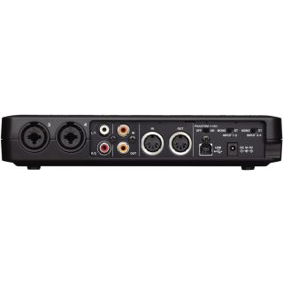 3-TASCAM US600 - INTERFACCI