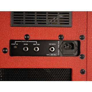3-VOX AC30C2 RED Limited Ed