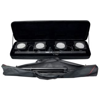 3-CHAUVET DJ 4BAR - Kit di