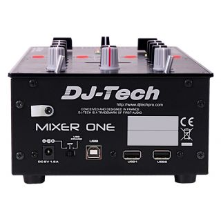 3-DJ TECH KIT ONE [MIXER ON